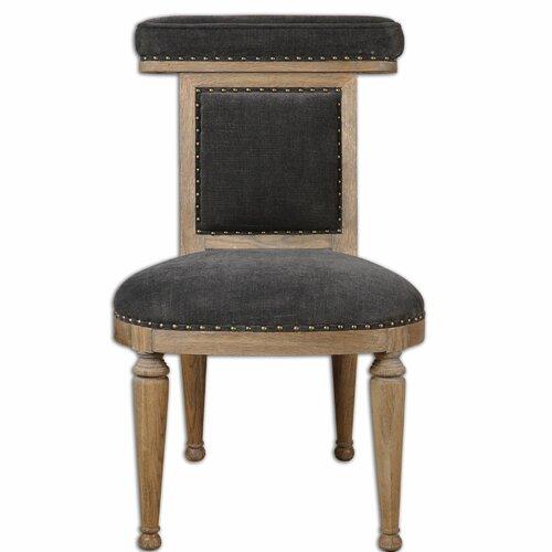 Tyrah Velvet Accent Chair