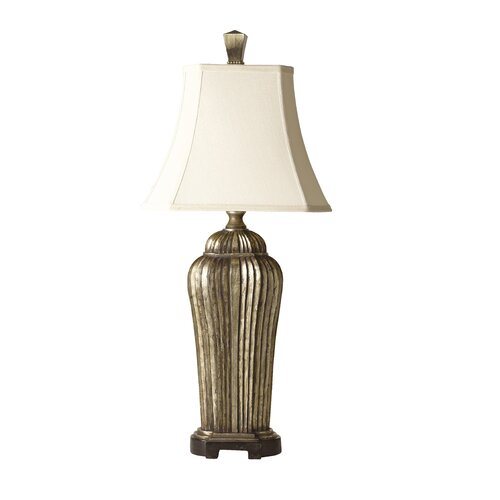 "Uttermost Sachiel Tall 32"" H Table Lamp with Bell Shade"