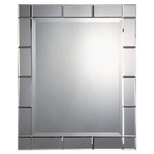 Uttermost  Makura Glass Mirror
