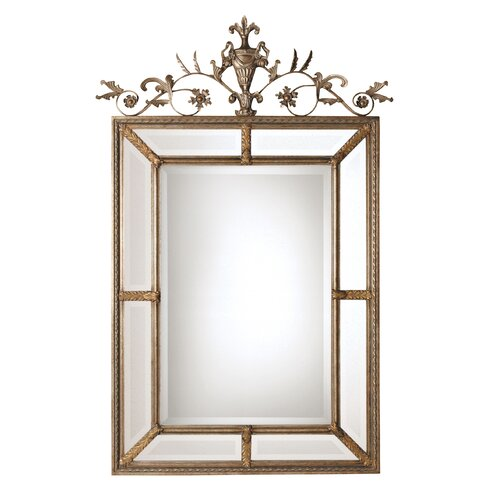 Uttermost  Le Vau Beveled Mirror