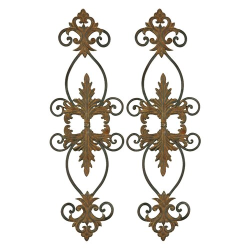 Uttermost 2 Piece Lacole Decorative Wall Décor Set