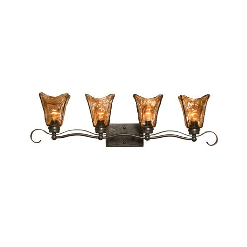 Uttermost Vetraio 4 Light Vanity Light