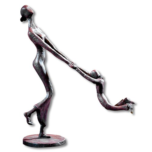 Uttermost At Play Statue