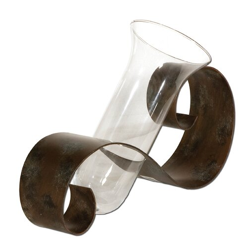 Contemporary Curl Vase