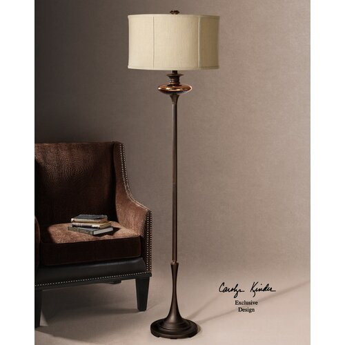 Uttermost Lahela 1 Light Floor Lamp