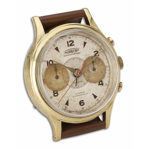 "Uttermost Wristwatch 3"" Alarm Clock"