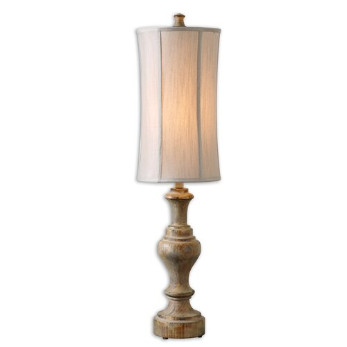 "Uttermost Corinaldo 40"" H Table Lamp with Drum Shade"
