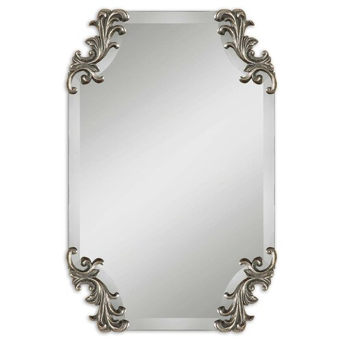 Uttermost Andretta  Beveled Wall Mirror