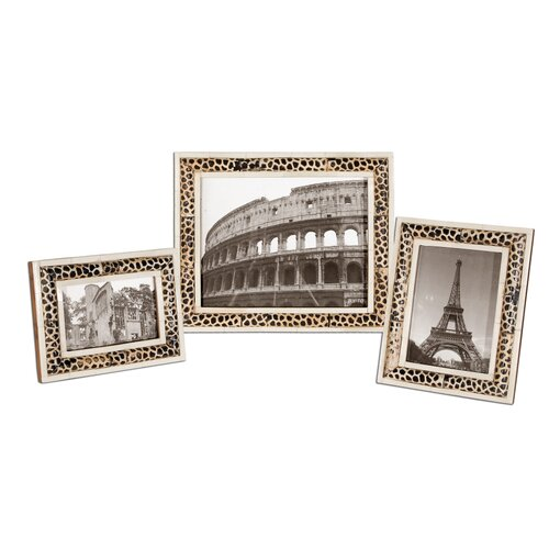 Uttermost Carnelia Picture Frame (Set of 3)