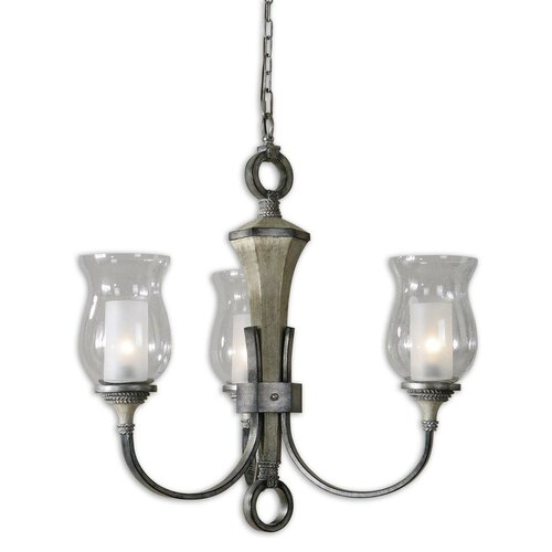 FW Generic Gilman 3 Light Chandelier