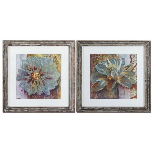 Sublime Truth by Grace Feyock 2 Piece Framed Painting Print Set