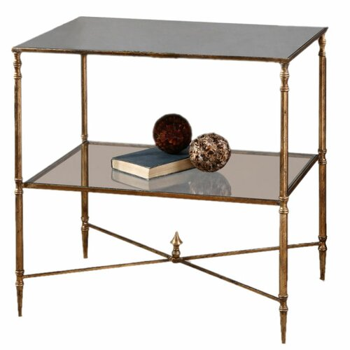 Uttermost Henzler End Table