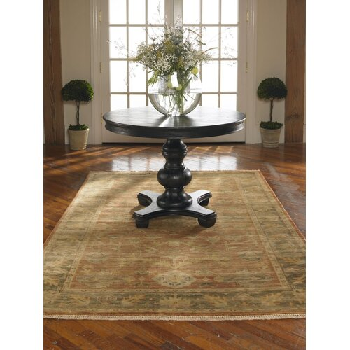 Uttermost Eleonora Rust Red Rug