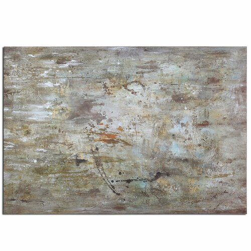 Middle Abstract by Grace Feyock Original Painting