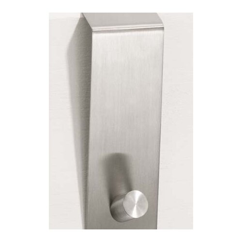 ZACK Bathroom Accessories Exit Over-the-Door Hook