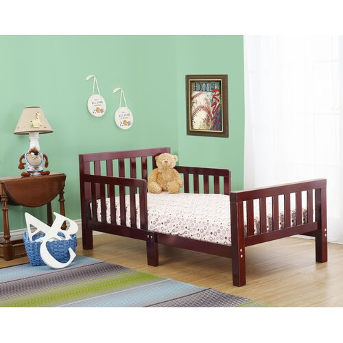 Extra Thick Slat Toddler Bed