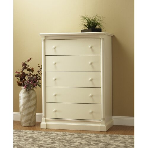 Imperial 5 Drawer Chest