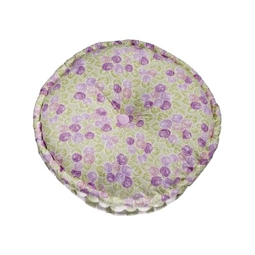 Flower Basket Floor Pillow