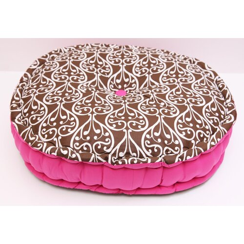 Damask Floor Pillow