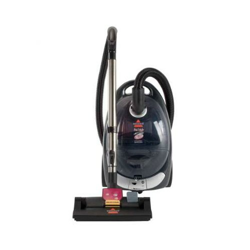Bissell Pet Hair Eraser Cyclonic Canister Vacuum Cleaner