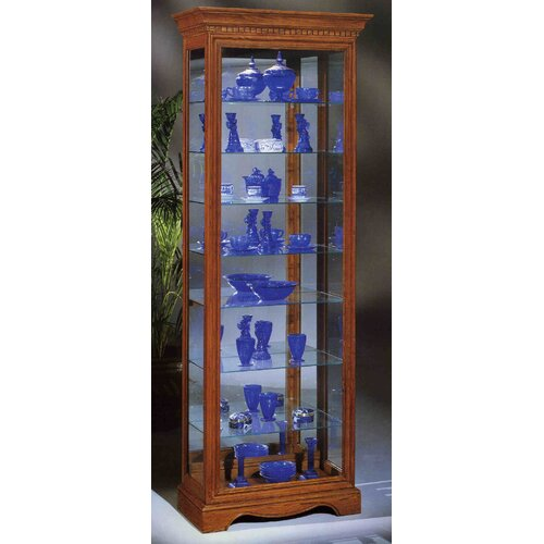 Lighthouse Octave Curio Cabinet