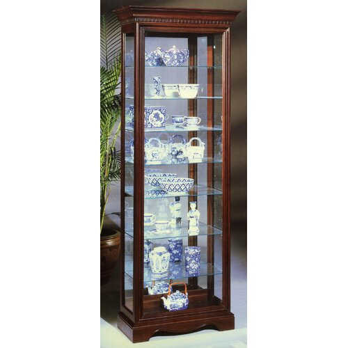Lighthouse Octave III Curio Cabinet