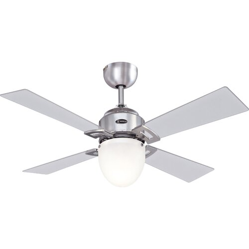 vaxcel fans 112cm fresco 5 blade ceiling fan with light and remote reviews wf. Black Bedroom Furniture Sets. Home Design Ideas