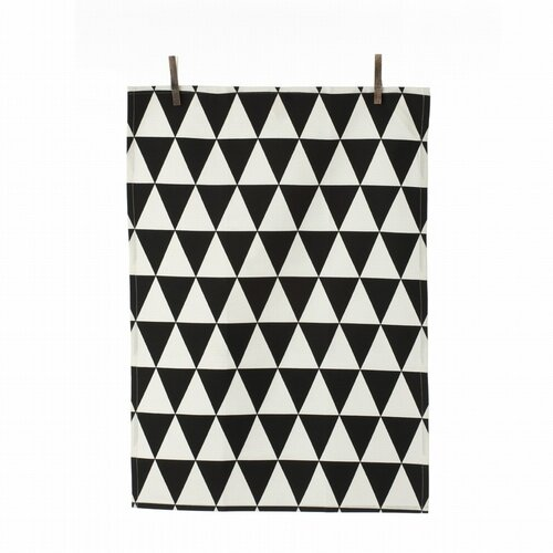 ferm LIVING Triangle Tea Towel