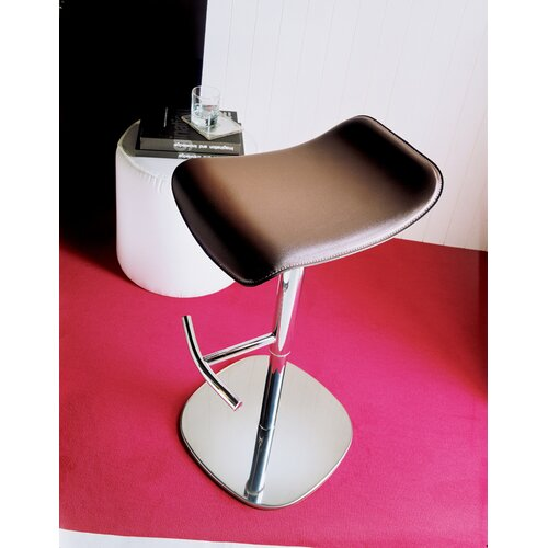 "Bontempi Casa Lez 21"" Adjustable Swivel Bar Stool"