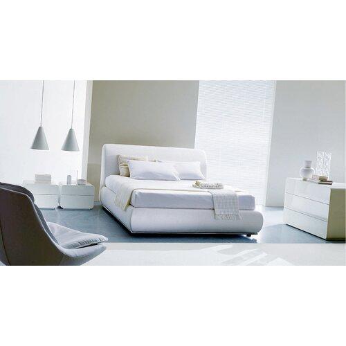 Bontempi Casa Portofino Queen Storage Platform Bed
