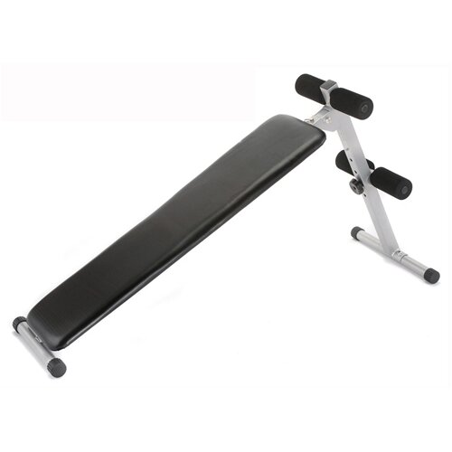Crescendo Fitness Slant Sit Up Adjustable Ab Bench
