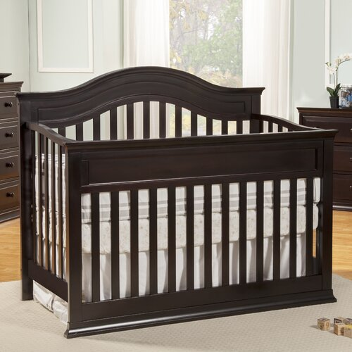 Brook 4-in-1 Convertible Crib