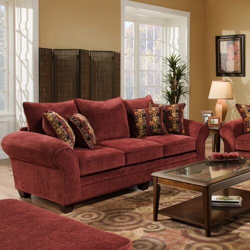 American Furniture Clayton Sofa