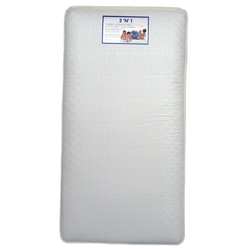 Colgate 2-N-1 Innerspring Crib Mattress