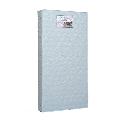 Visco-Classica Dual Firmness Foam Crib Mattress With Memory Foam