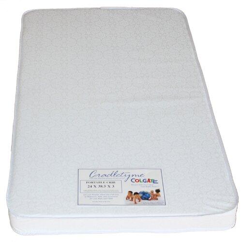 Colgate Portable Crib / Mini Crib Mattress