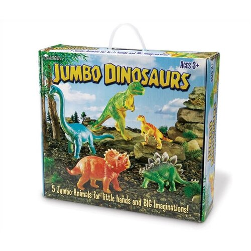 Learning Resources Jumbo Dinosaurs 5 Piece Set