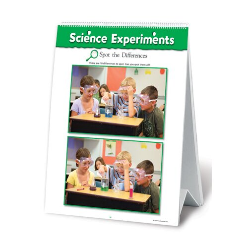 Learning Resources Spot on Science Flip Chart