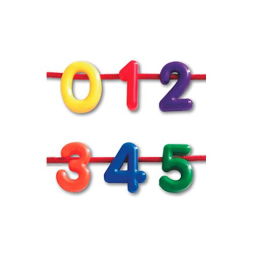 Learning Resources Lacing Numbers