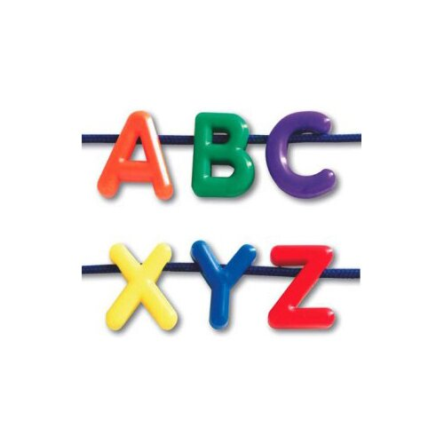 Learning Resources Uppercase Lacing Alphabet