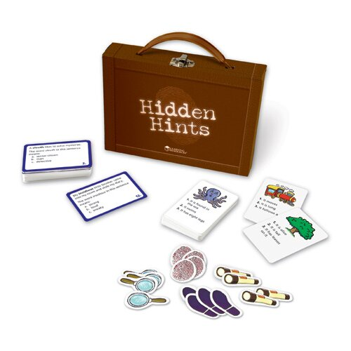 Hidden Hints Context Clues Game