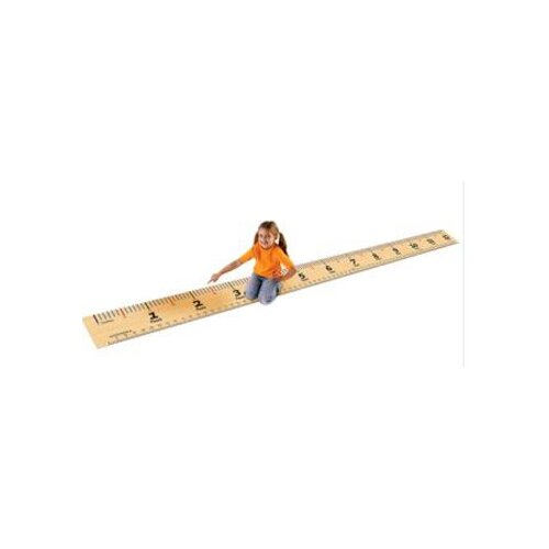 Learning Resources Step By Step Measurement Mat