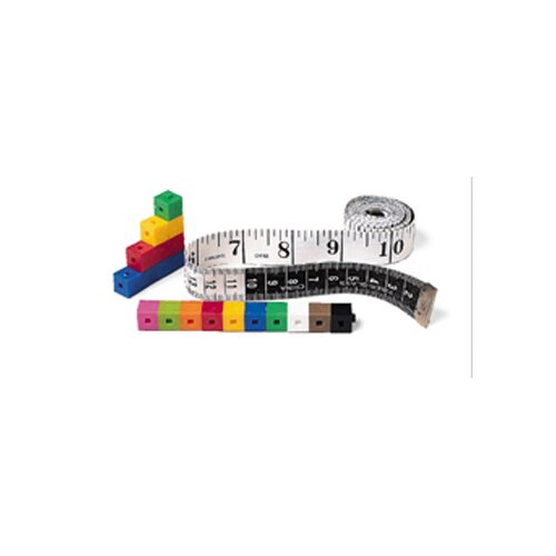 Learning Resources English/metric Tape Measures 10/pk