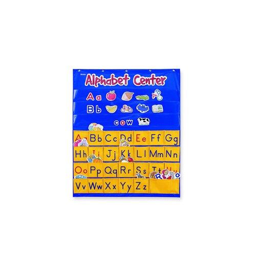 Alphabet Interactive Pocket Chart