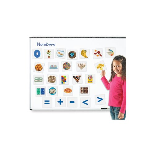 Learning Resources Magnetic Numbers