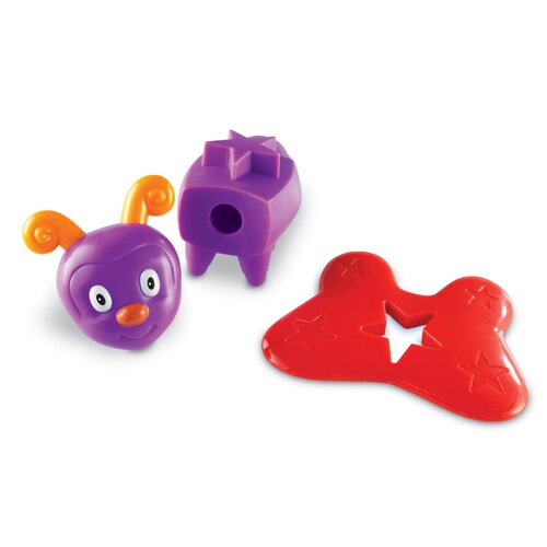 Learning Resources Shape Butterflies 15 Piece Set