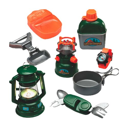 Camp Set 9 Piece Set