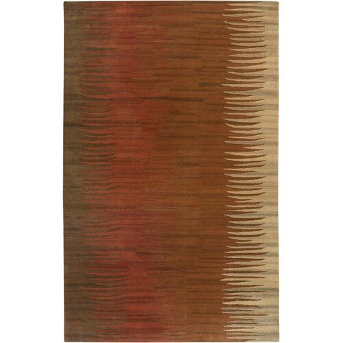 Mosaic Comb Rug