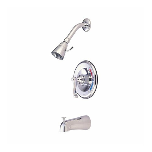 Elements of Design Royal Trim Kit with French Lever Handles