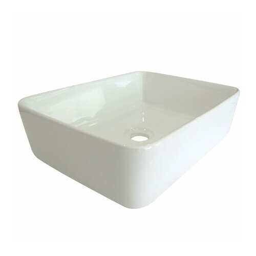 French Petite Vessel Bathroom Sink